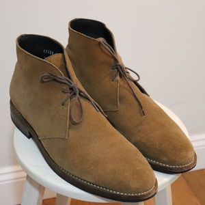 Thursday Boots- Scout- Suede Chukka